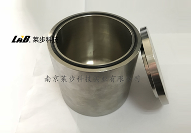 5L不锈钢球磨罐