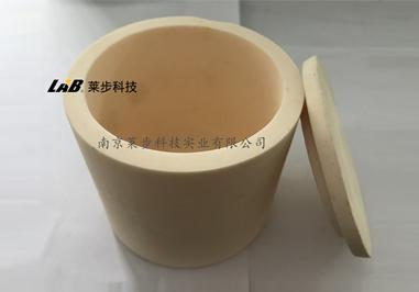 5L氧化铝陶瓷球磨罐