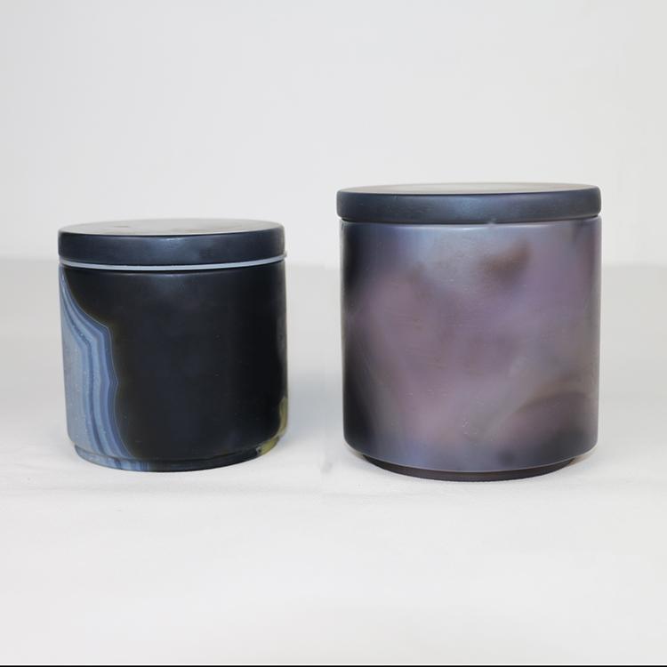 玛瑙球磨罐的特性